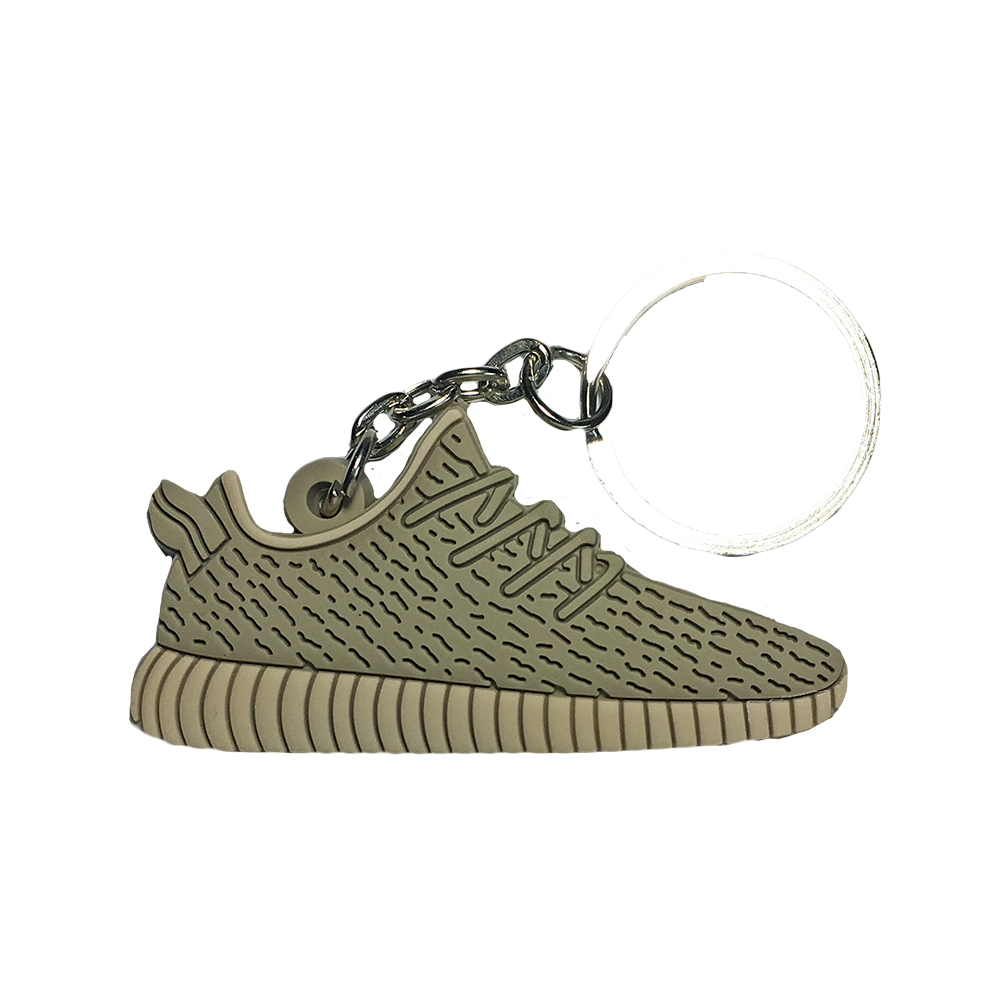"Yeezy Boost 350 ""Oxford Tan"" Keychain"