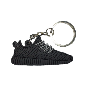 Adidas Yeezy 350 'Pirate Black' Keychain