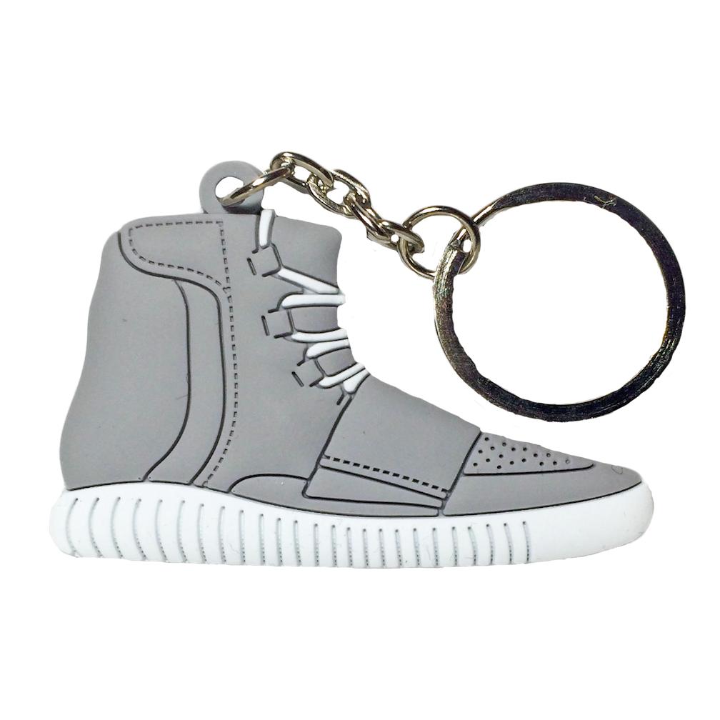"Yeezy Boost 750 ""Grey"" Keychain"