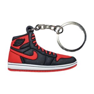 Jordan 1 'Bred' Keychain