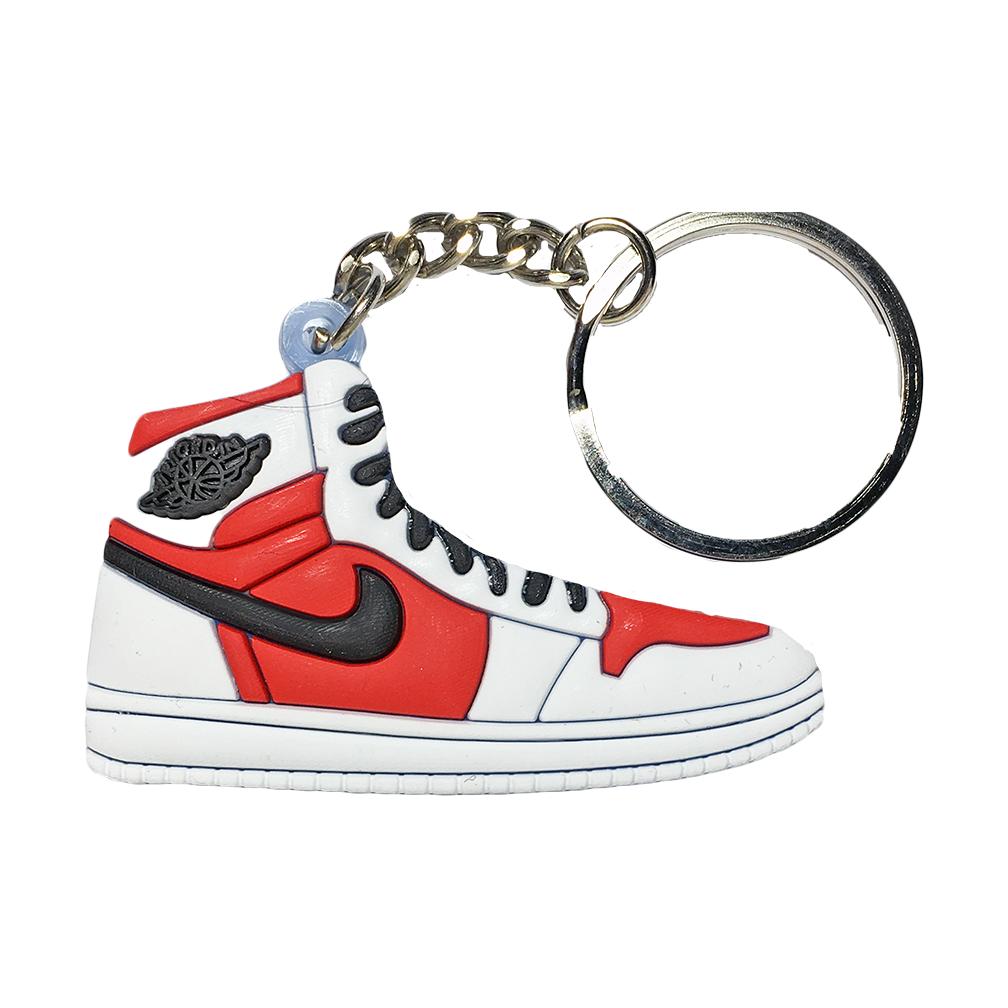 """Jordan 1 """"Caramine"""" Keychain"""