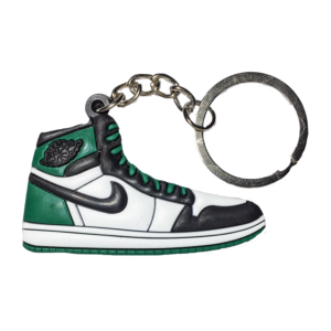 Jordan 1 'Celtics' Keychain