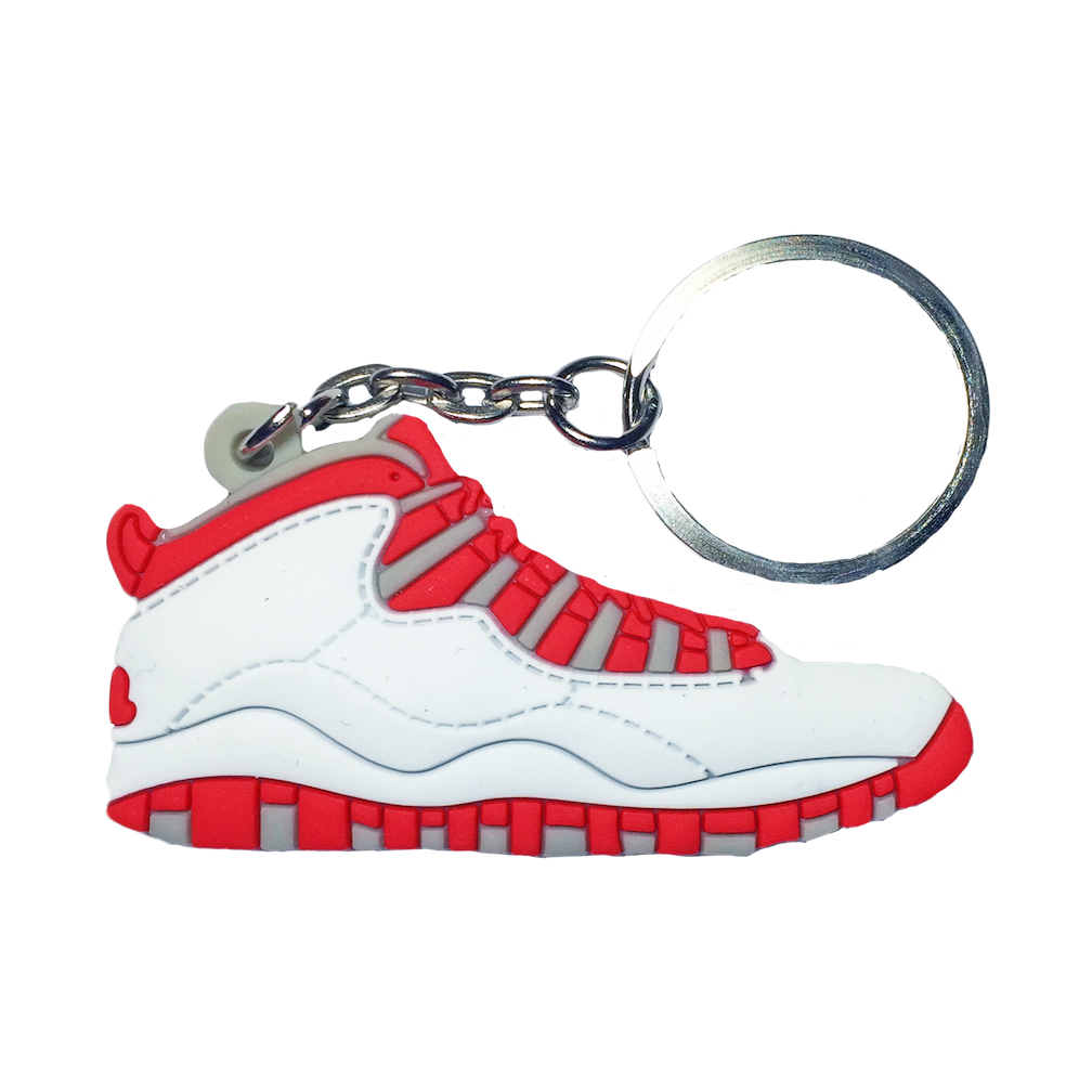 Jordan 10 'Cherry' Keychain
