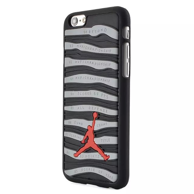 "Jordan 10 ""Stealth"" IPhone Case"