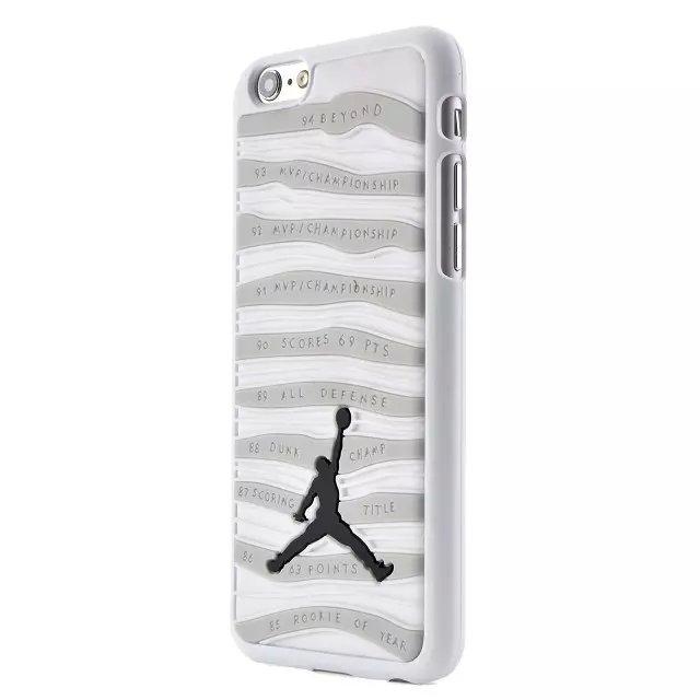 Jordan 10 White/Grey IPhone Case