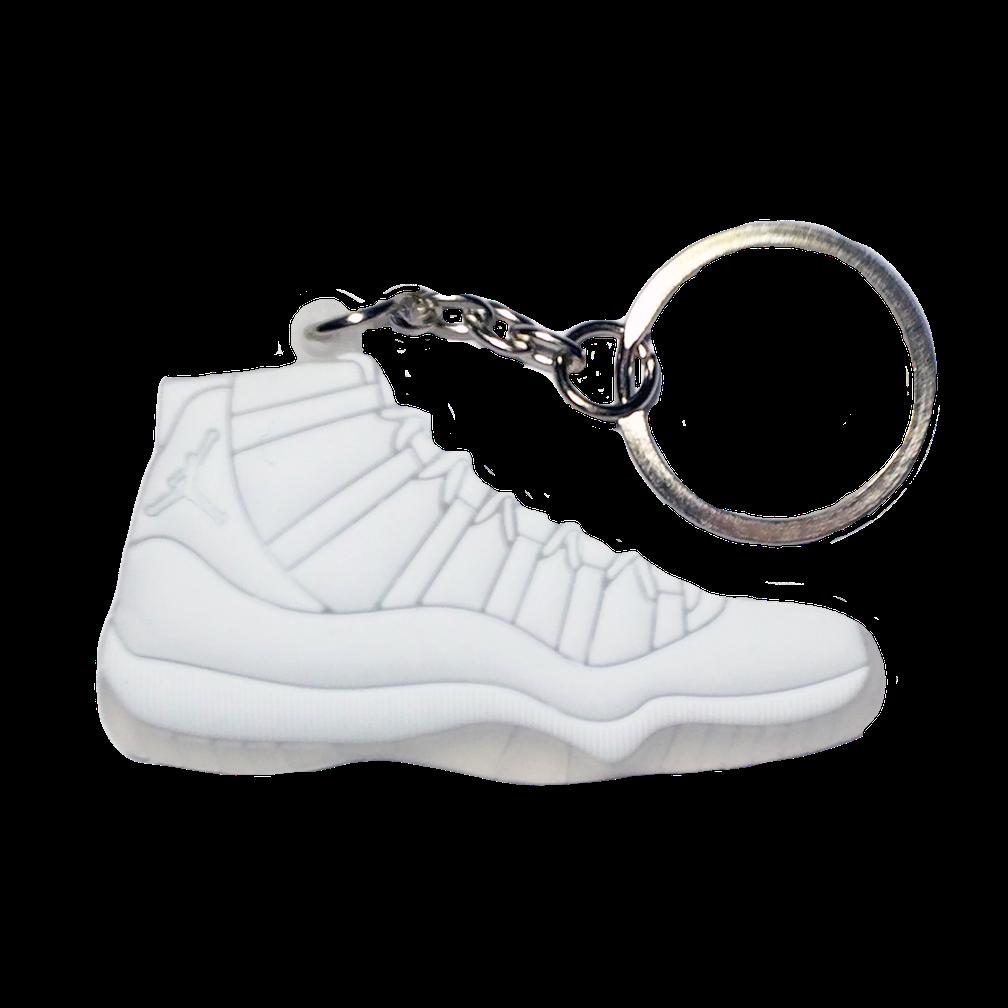 Jordan 11 'Anniversary' Keychain