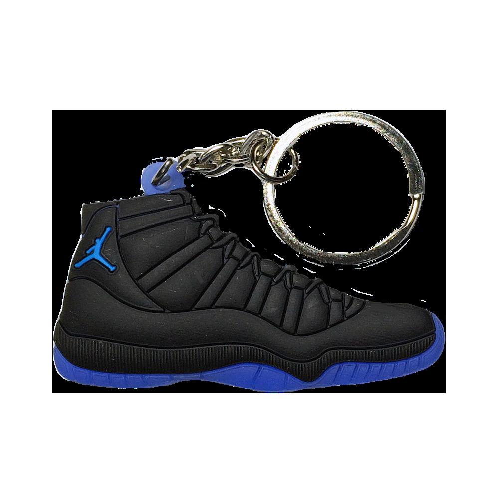 Jordan 11 'Gamma' Keychain