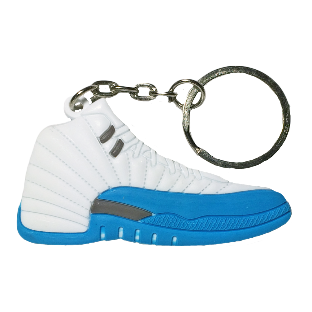 Jordan 12 'French Blue' Keychain