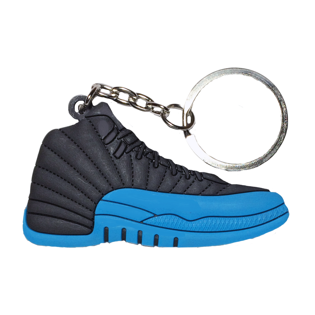 Jordan 12 'Gamma' Keychain