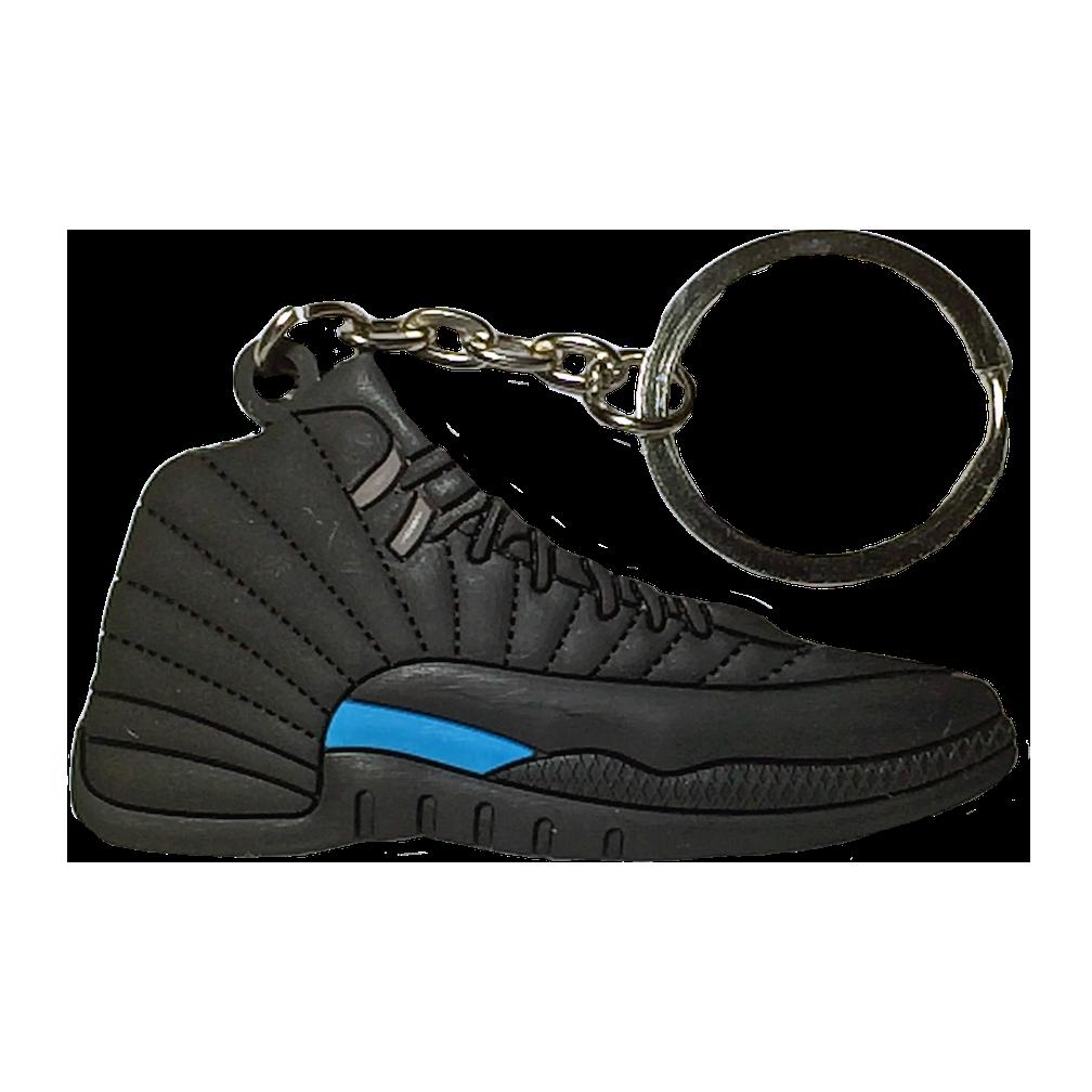 Jordan 12 'Nubuck' Keychain
