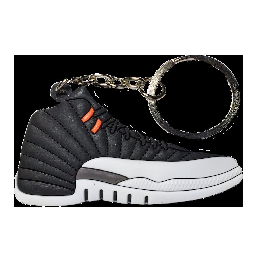 Jordan 12 'Playoff' Keychain