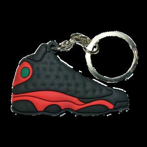 Jordan 13 'Bred' Keychain