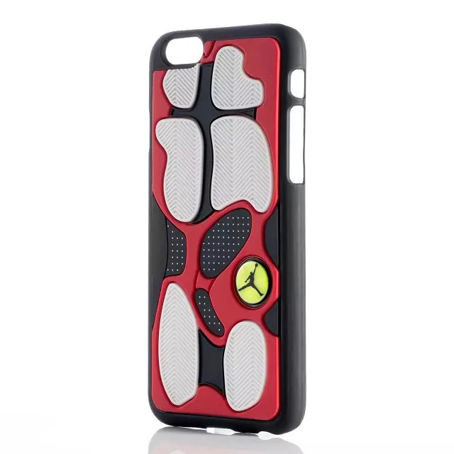 "Jordan 13 ""Bred"" IPhone Case"