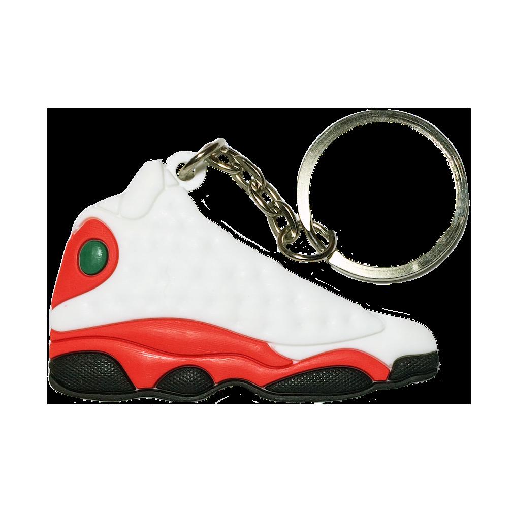 Jordan 13 'Cherry' Keychain