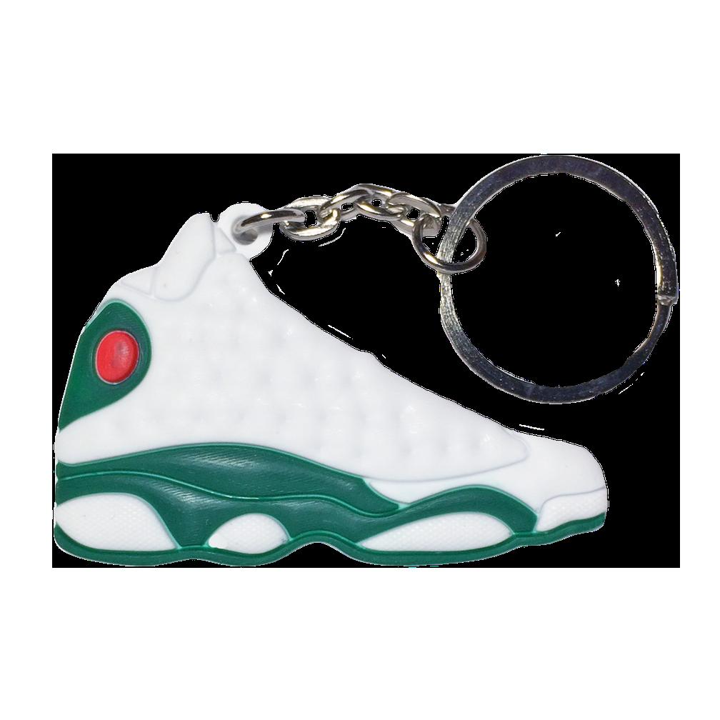 Jordan 13 'Sugar Ray' Keychain