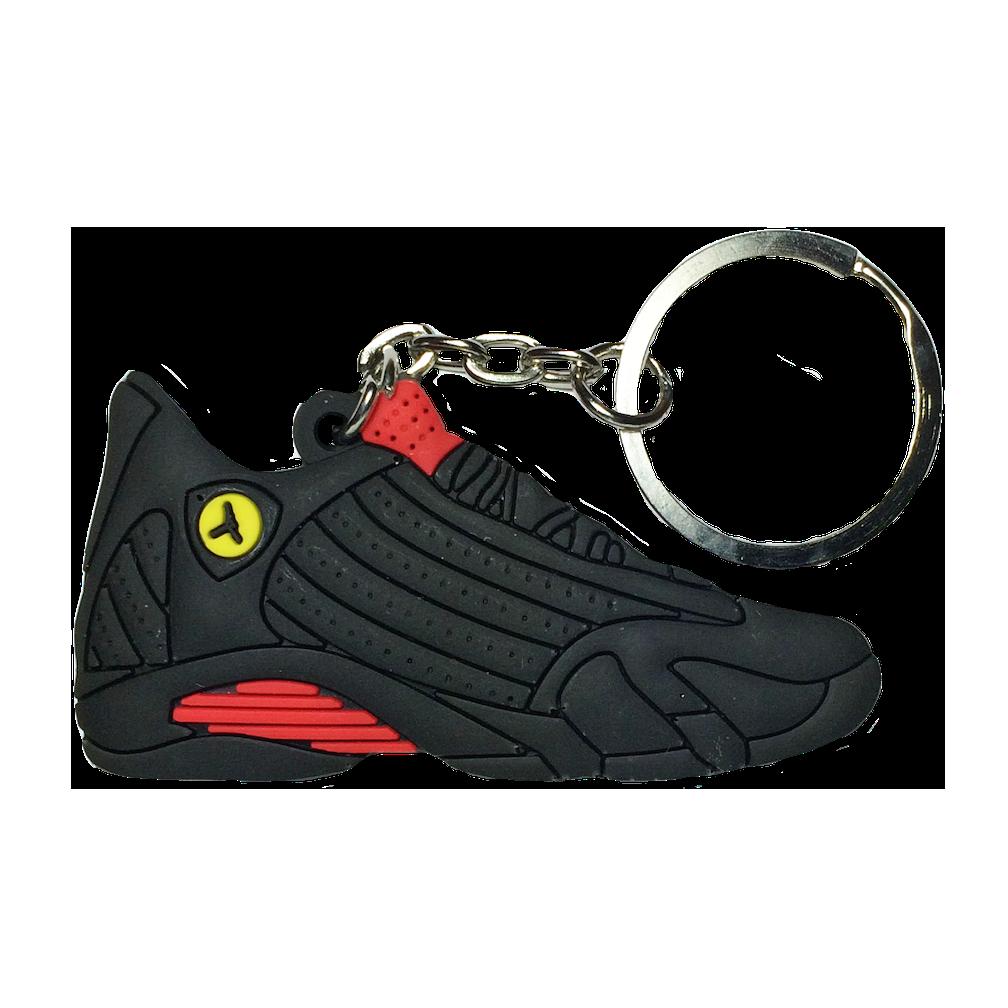 Jordan 14 'Last Shot' Keychain