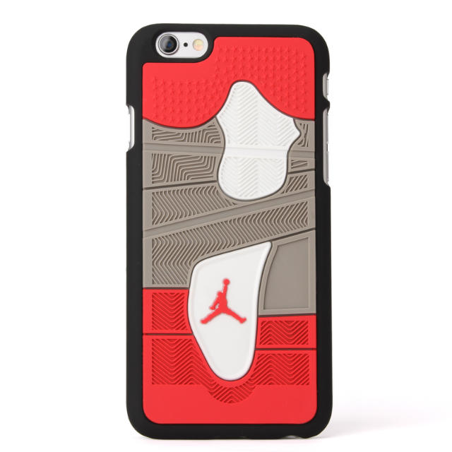 "Jordan 4 ""Bred"" IPhone Case"