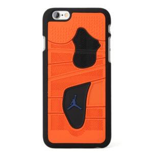 Jordan 4 Orange Black