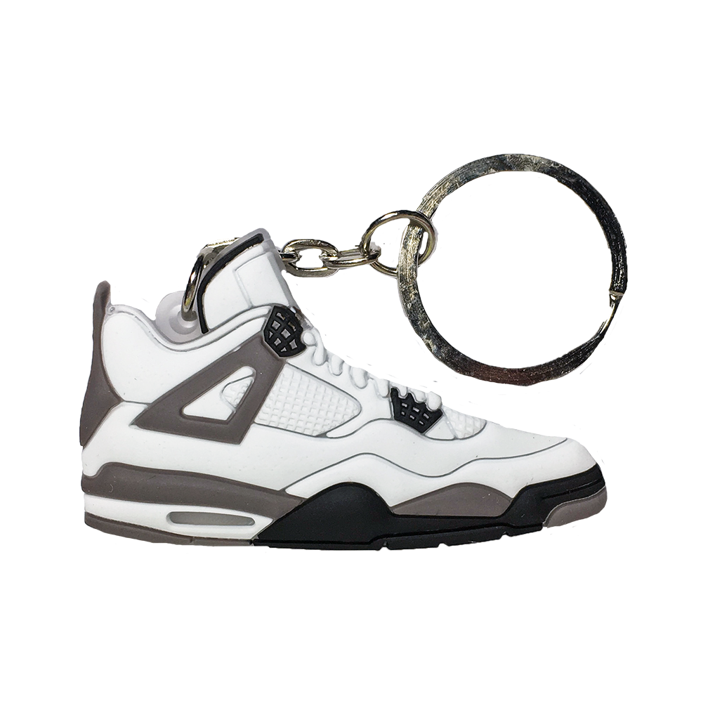 Air Jordan With A Keychain Mens Shoe