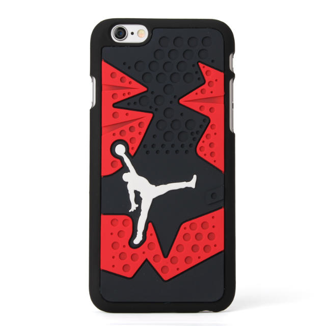 Jordan 6 Navy/Red IPhone Case