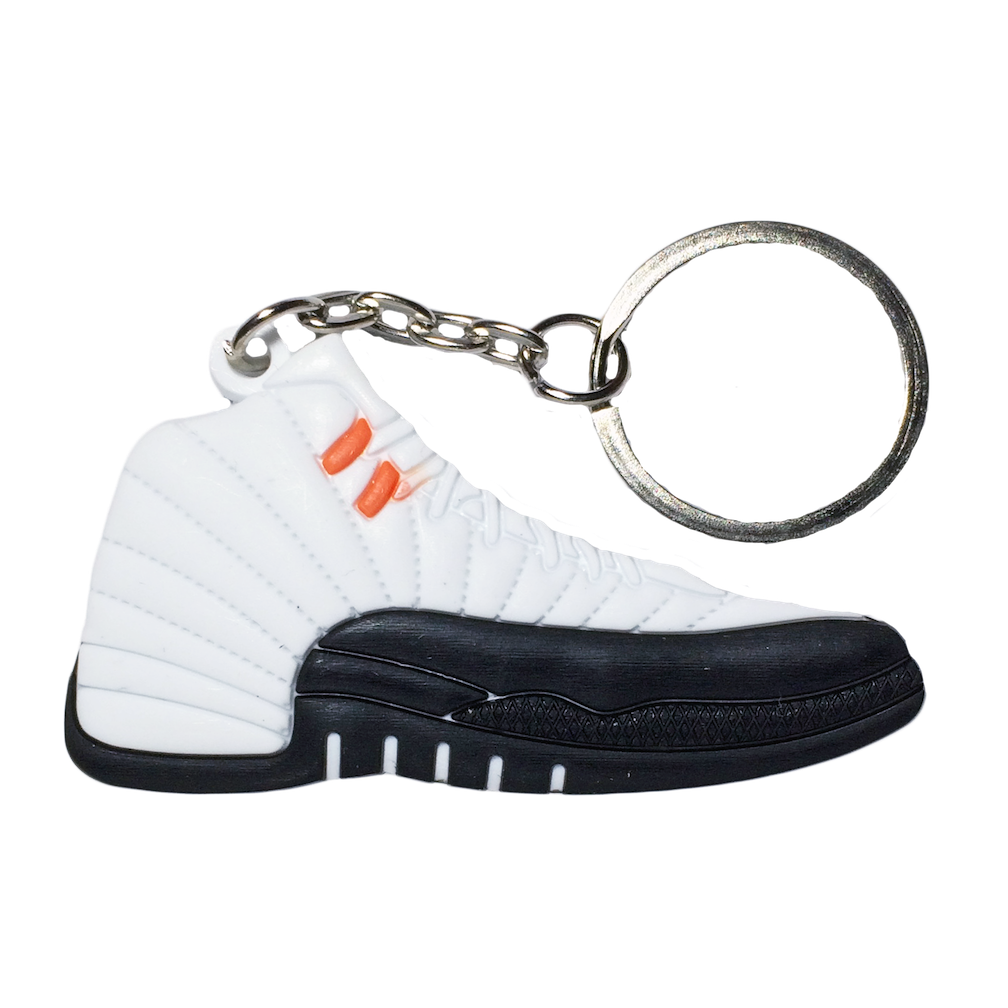 Jordan 12 'Taxi' Keychain
