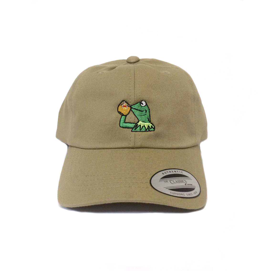 """None Of My Business"" Dad Cap"