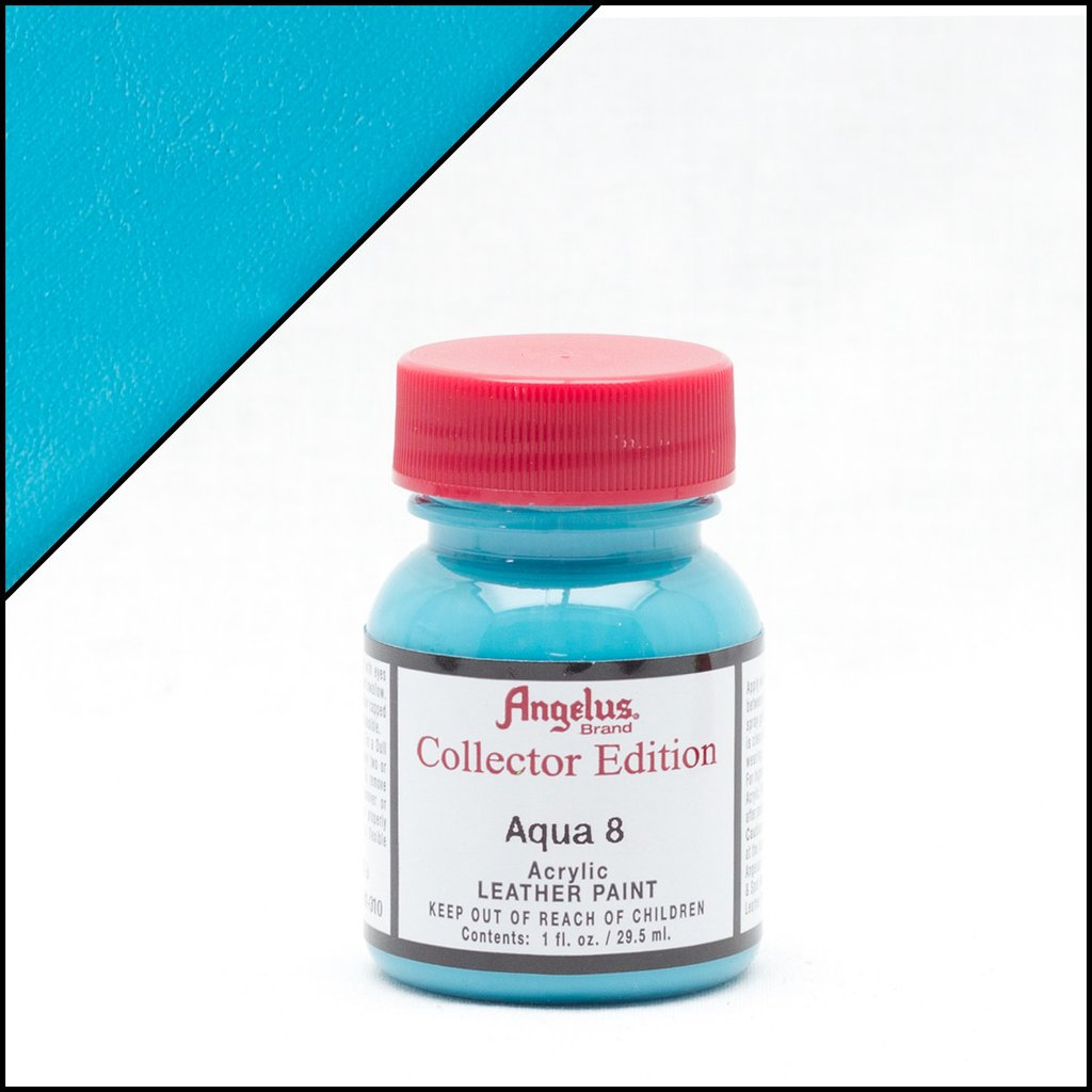 Angelus Collector Aqua 8 Paint 1 Oz.