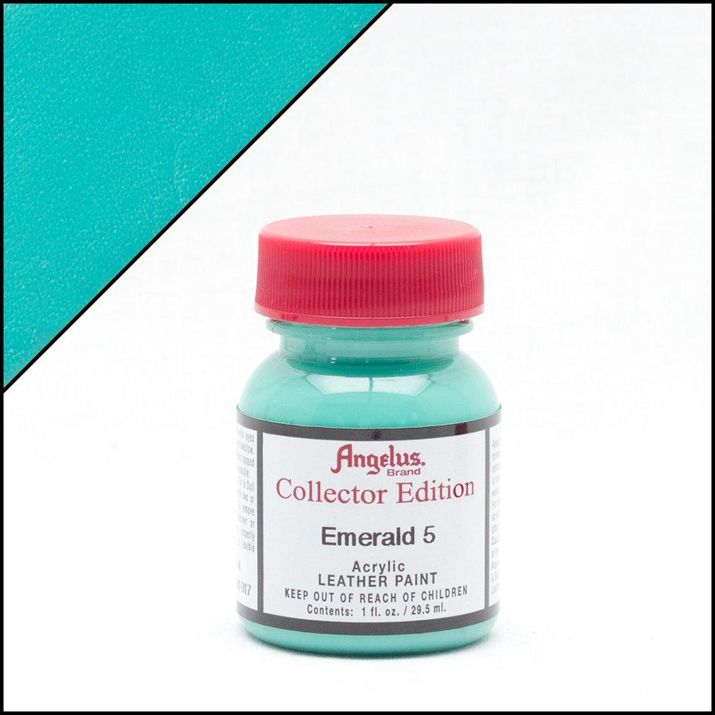 Angelus Collector Emerald 5 Paint 1 Oz.
