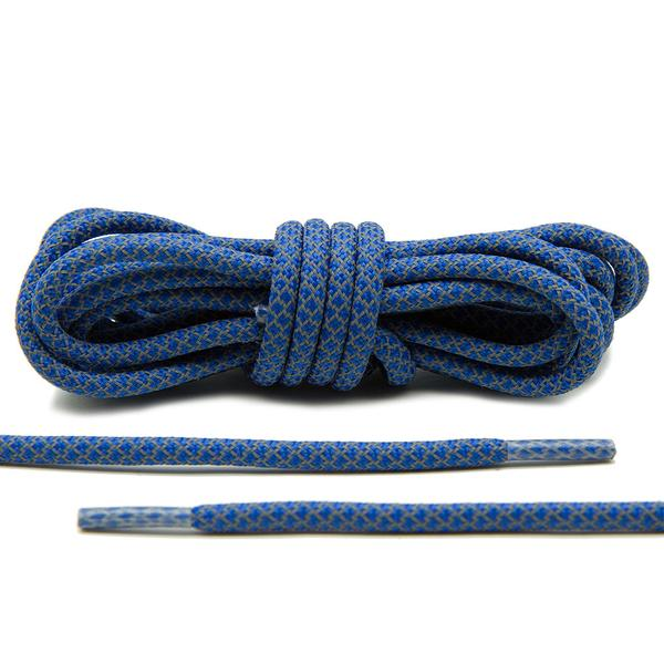 Blue – 3M Reflective Rope Laces