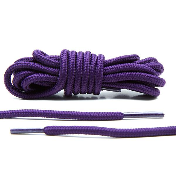 Grape – Jordan XI Rope Laces