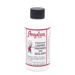 Angelus Leather Preparer And Deglazer 4 Oz.