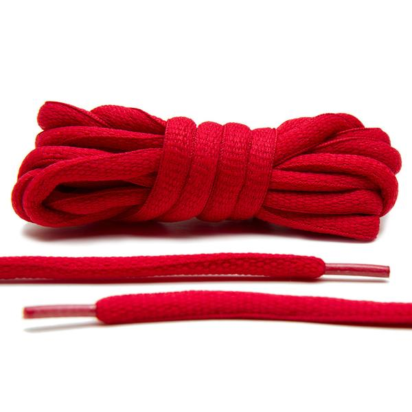 Red – Oval SB/Foamposite Laces
