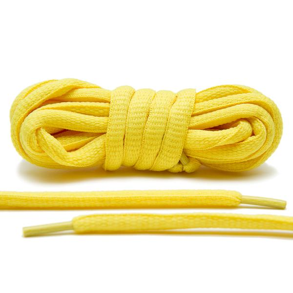 Yellow – Oval SB/Foamposite Laces