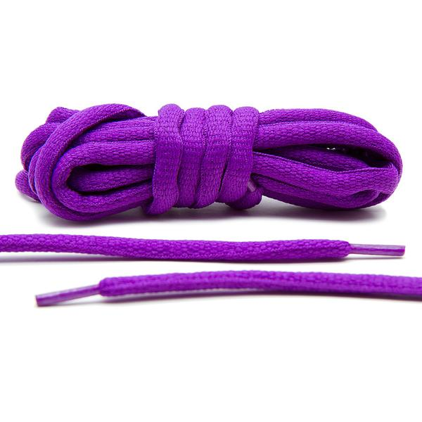 Purple – Oval SB/Foamposite Laces