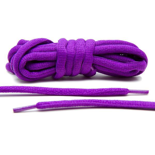 Purple – Oval SB/Foamposite Laces