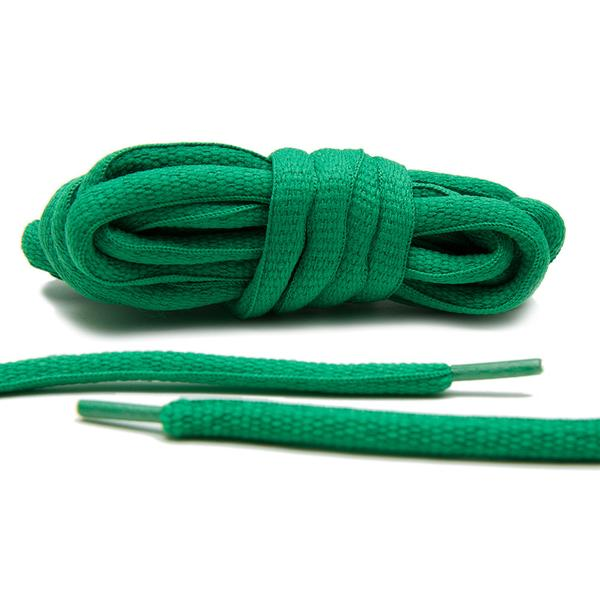 Green- Oval SB/Foamposite Laces