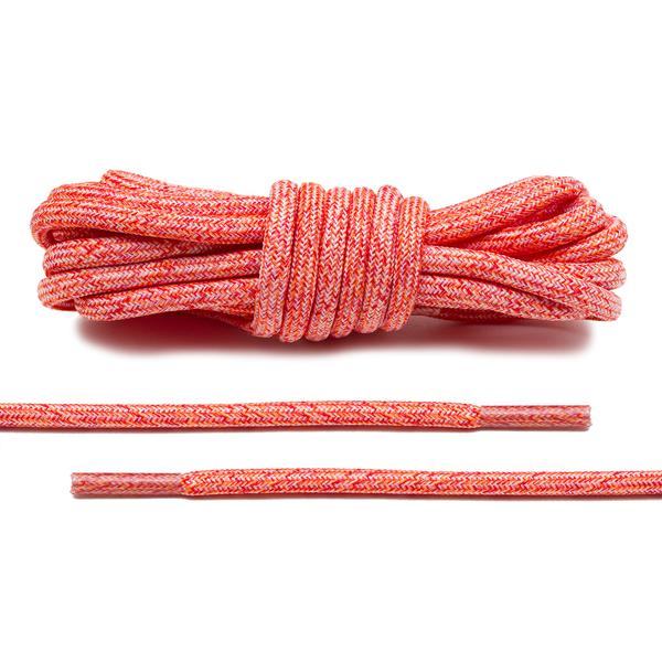 Orange – Multi-Colour Rope Laces