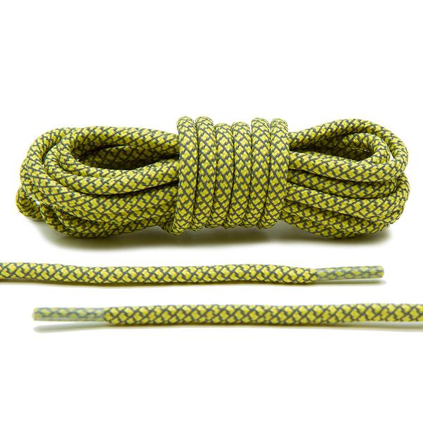 Yellow – 3M Reflective Rope Laces