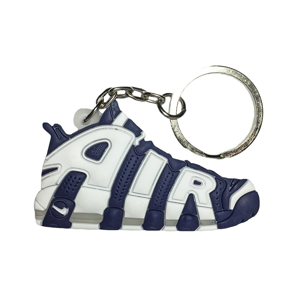 "Nike Uptempo ""Olympic"" Keychain"