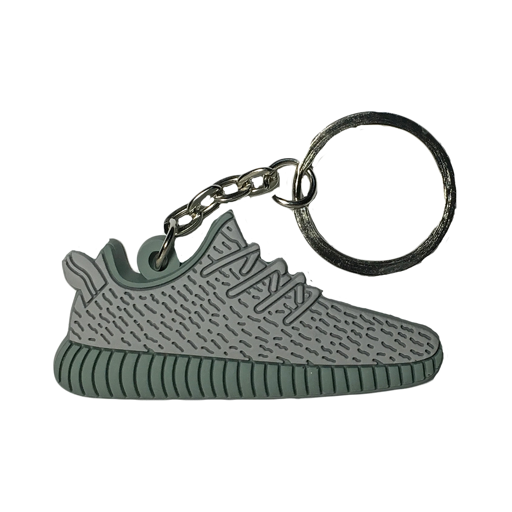 "Yeezy Boost 350 ""Moon Rock"" Keychain"