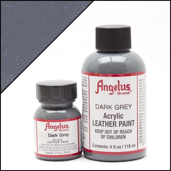 Angelus Dark Grey Paint