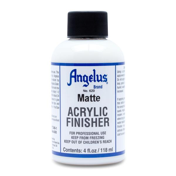 Angelus Matte Acrylic Finish 4 Oz.