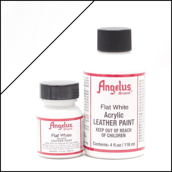 Angelus Flat White Paint