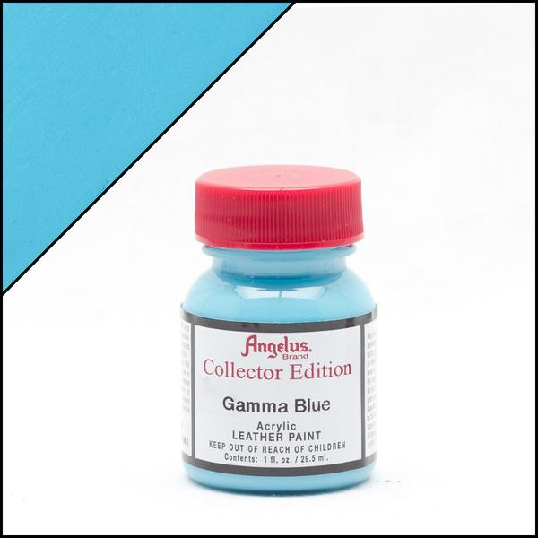 Angelus Collector Gamma Blue Paint 1 Oz.