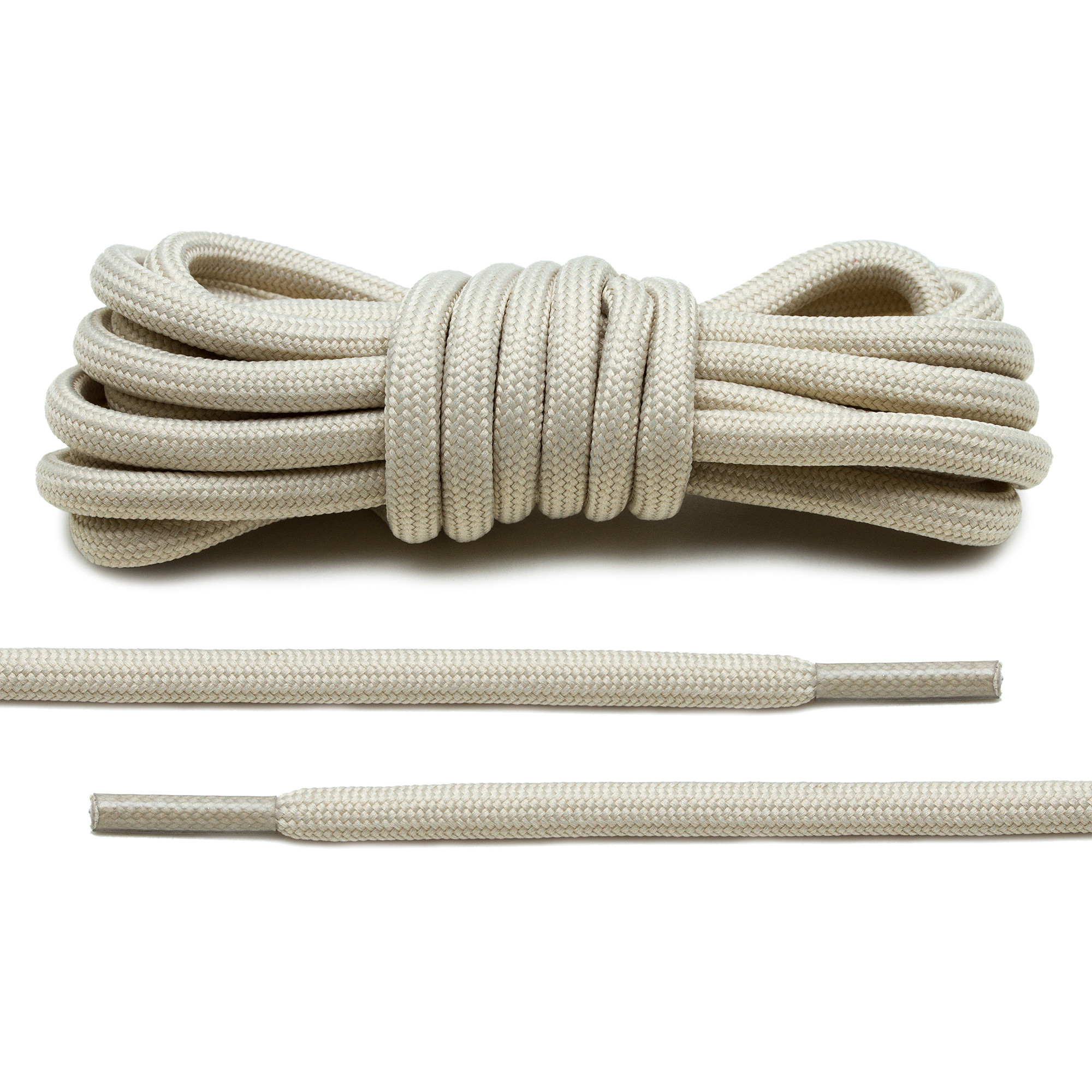 Beige – Rope Laces