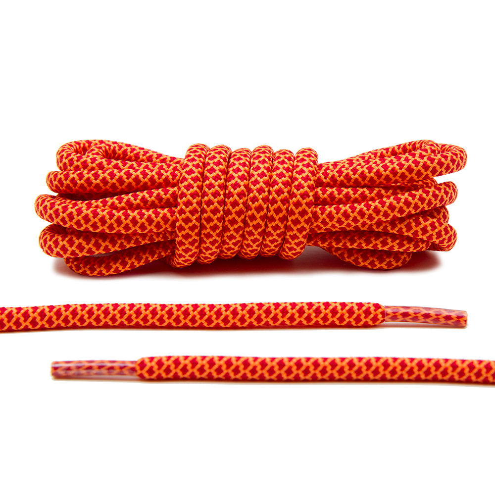 Red/Orange – Rope Laces