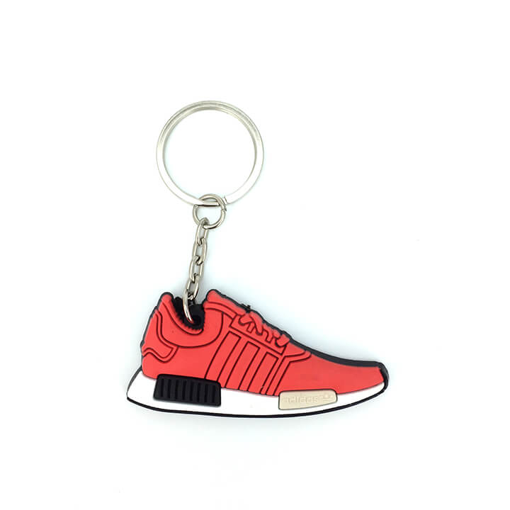 Adidas NMD 'Mesh Red' Keychain
