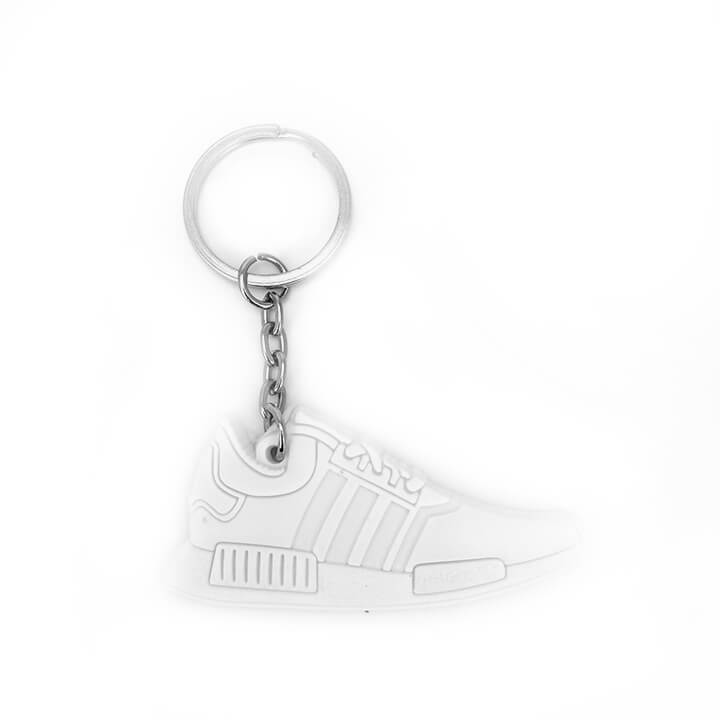 Adidas NMD 'Triple White' Keychain