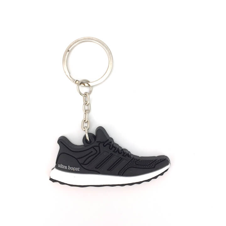 Adidas Ultra Boost 'Core Black' Keychain