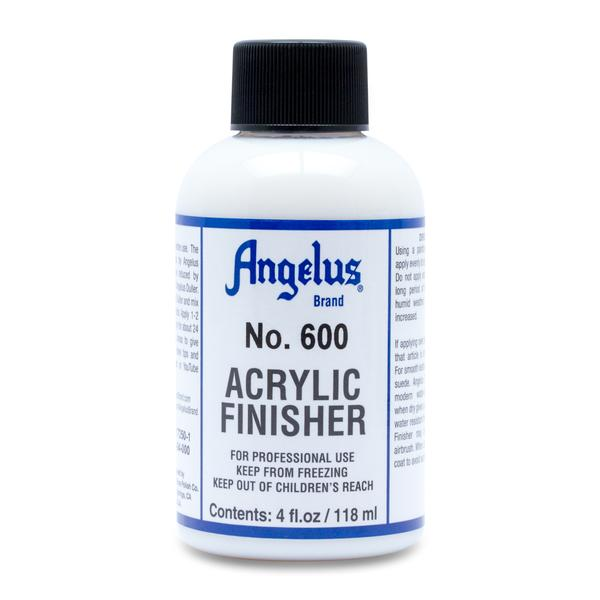 Angelus Acrylic Finish 600 4 Oz.